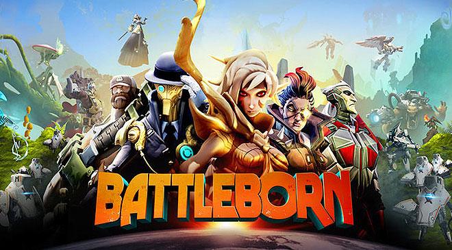 Battleborn en WZ Gamers Lab - La revista digital online de videojuegos free to play y Hardware PC