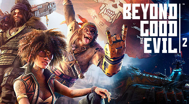 Beyond Good & Evil en WZ Gamers Lab - La revista digital online de videojuegos free to play y Hardware PC