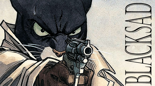 Blacksad en WZ Gamers Lab - La revista digital online de videojuegos free to play y Hardware PC