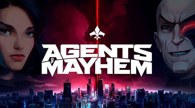 Agents of Mayhem en WZ Gamers Lab - La revista digital online de videojuegos free to play y Hardware PC