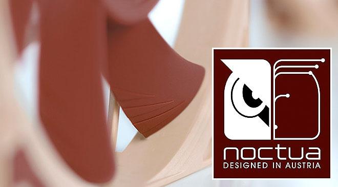 Noctua serie A en WZ Gamers Lab - La revista digital online de videojuegos free to play y Hardware PC