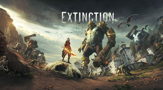 Extinction en WZ Gamers Lab - La revista digital online de videojuegos free to play y Hardware PC