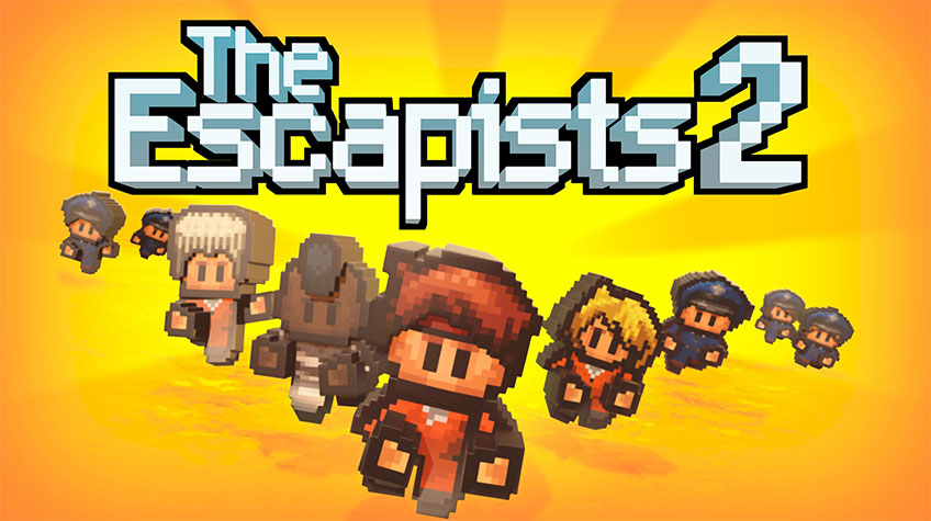 The Escapists 2 en WZ Gamers Lab - La revista digital online de videojuegos free to play y Hardware PC