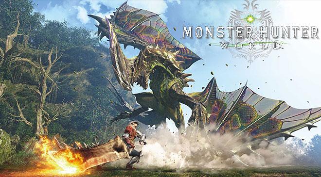Monster Hunter: World en WZ Gamers Lab - La revista digital online de videojuegos free to play y Hardware PC