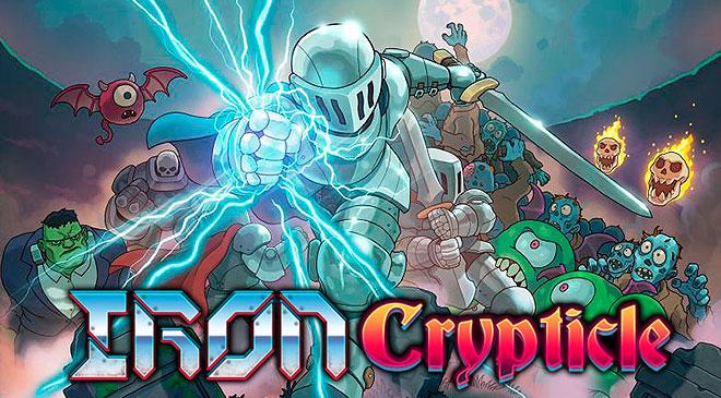 Iron Crypticle en WZ Gamers Lab - La revista digital online de videojuegos free to play y Hardware PC