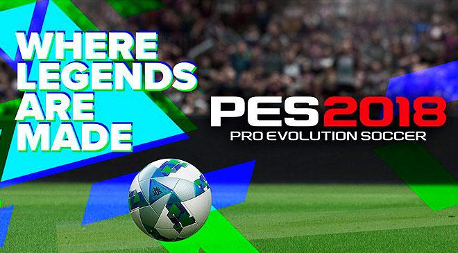 Pro Evolution Soccer 2018 en WZ Gamers Lab - La revista digital online de videojuegos free to play y Hardware PC