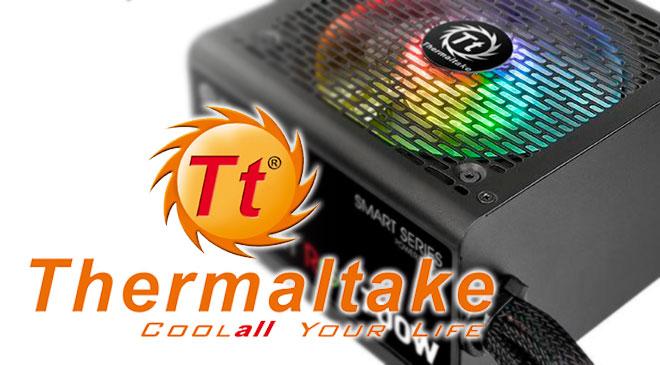 Thermaltake Smart RBG en WZ Gamers Lab - La revista digital online de videojuegos free to play y Hardware PC