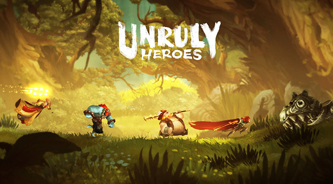 Unruly Heroes en WZ Gamers Lab - La revista digital online de videojuegos free to play y Hardware PC