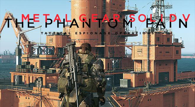 Metal Gear Solid V: The Phantom Pain en WZ Gamers Lab - La revista digital online de videojuegos free to play y Hardware PC
