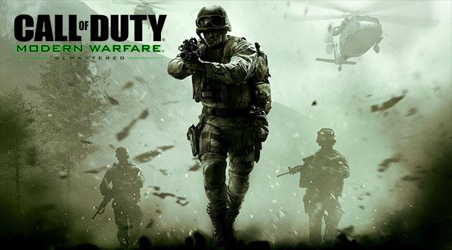 Call of Duty: Modern Warfare Remastered en WZ Gamers Lab - La revista digital online de videojuegos free to play y Hardware PC