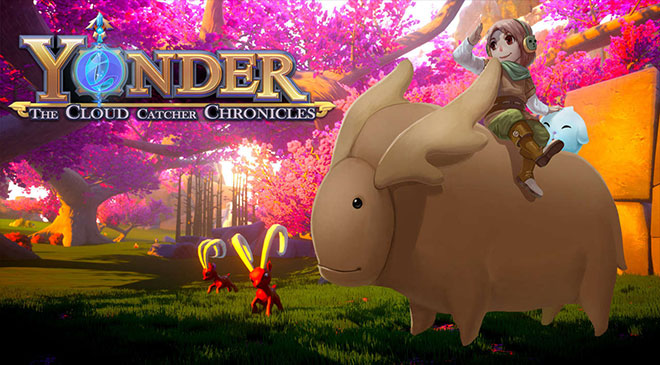Yonder: The Cloud Catcher Chronicles en WZ Gamers Lab - La revista digital online de videojuegos free to play y Hardware PC
