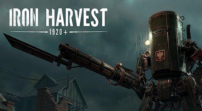 Iron Harvest en WZ Gamers Lab - La revista digital online de videojuegos free to play y Hardware PC