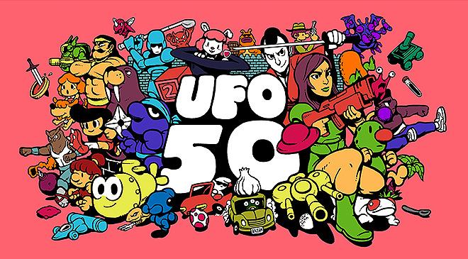 UFO 50 en WZ Gamers Lab - La revista digital online de videojuegos free to play y Hardware PC