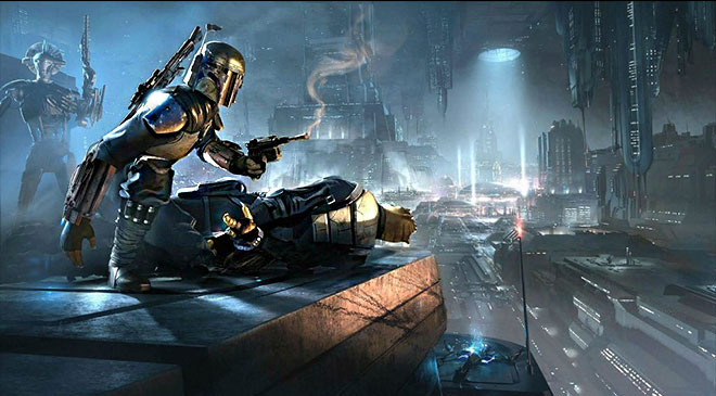 Star Wars 1313 en WZ Gamers Lab - La revista de videojuegos, free to play y hardware PC digital online