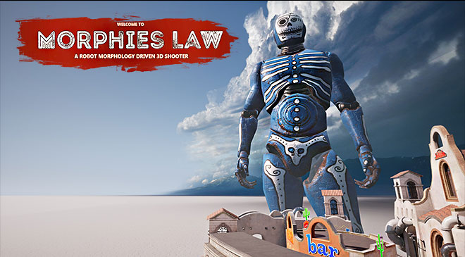 Morphies Law en WZ Gamers Lab - La revista de videojuegos, free to play y hardware PC digital online