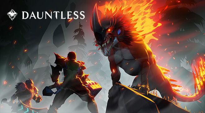 Dauntless en WZ Gamers Lab - La revista digital online de videojuegos free to play y Hardware PC
