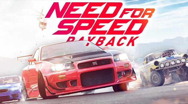 Need for Speed: Payback en WZ Gamers Lab - La revista digital online de videojuegos free to play y Hardware PC