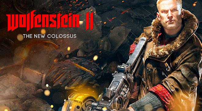 Wolfenstein II: The New Colossus en WZ Gamers Lab - La revista de videojuegos, free to play y hardware PC digital online