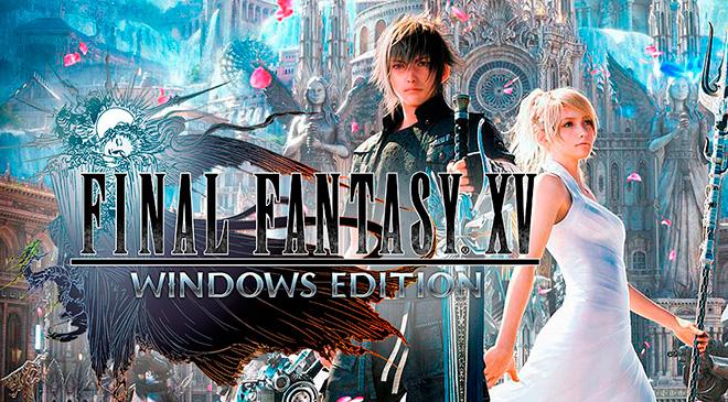 Final Fantasy XV en WZ Gamers Lab - La revista de videojuegos, free to play y hardware PC digital online