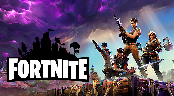 Fortnite en WZ Gamers Lab - La revista de videojuegos, free to play y hardware PC digital online
