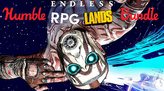 Endless Humble RPG Lands Bundle en WZ Gamers Lab - La revista de videojuegos, free to play y hardware PC digital online
