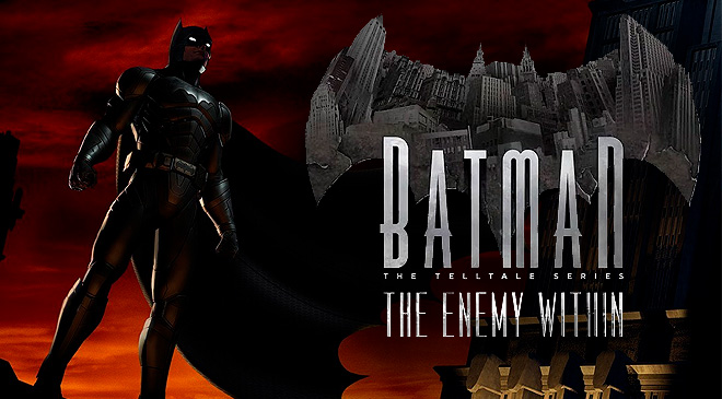 Batman: the Enemy Within en WZ Gamers Lab - La revista de videojuegos, free to play y hardware PC digital online