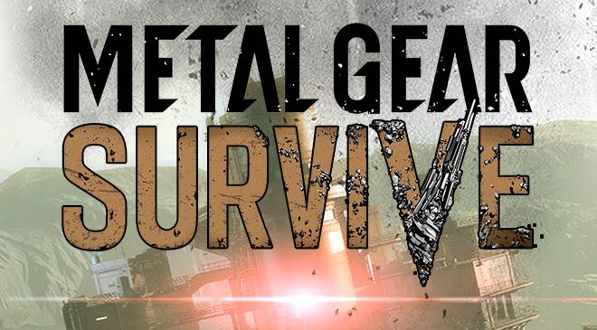 Metal Gear Survive en WZ Gamers Lab - La revista de videojuegos, free to play y hardware PC digital online