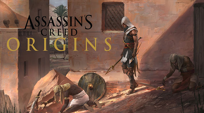 Assassin's Creed Origins en WZ Gamers Lab - La revista de videojuegos, free to play y hardware PC digital online