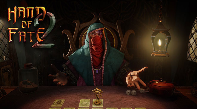 Hand of Fate 2 en WZ Gamers Lab - La revista de videojuegos, free to play y hardware PC digital online