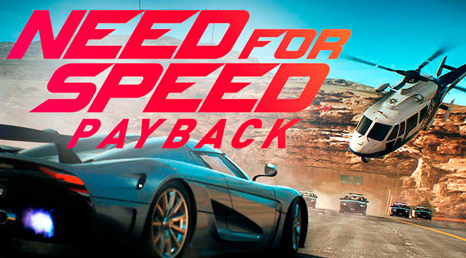 Need for Speed Payback en WZ Gamers Lab - La revista de videojuegos, free to play y hardware PC digital online
