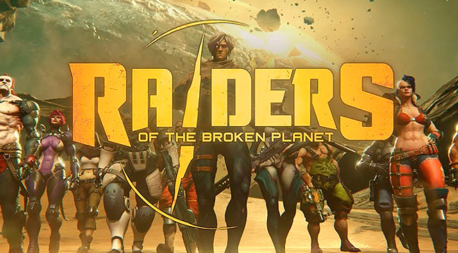 Raiders of the Broken Planet en WZ Gamers Lab - La revista de videojuegos, free to play y hardware PC digital online