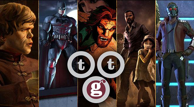 Telltale Games en WZ Gamers Lab - La revista de videojuegos, free to play y hardware PC digital online