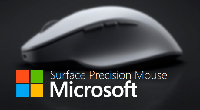 Microsoft Surface Precision Mouse en WZ Gamers Lab - La revista de videojuegos, free to play y hardware PC digital online.