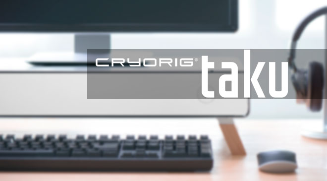 Cryorig Taku en WZ Gamers Lab - La revista de videojuegos, free to play y hardware PC digital online