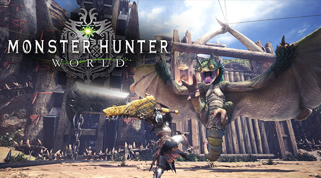 Monster Hunter: World en WZ Gamers Lab - La revista de videojuegos, free to play y hardware PC digital online
