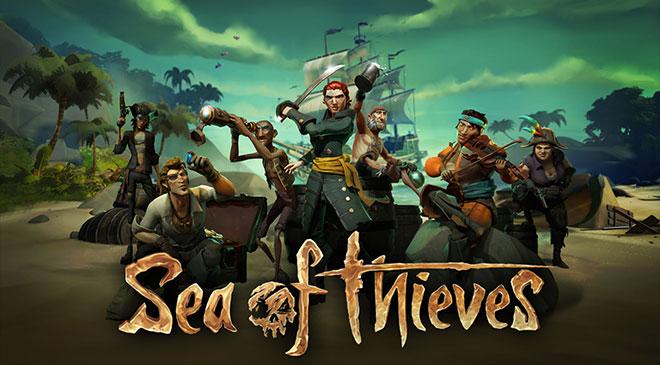 Prueba Sea of Thieves en WZ Gamers Lab - La revista de videojuegos, free to play y hardware PC digital online.