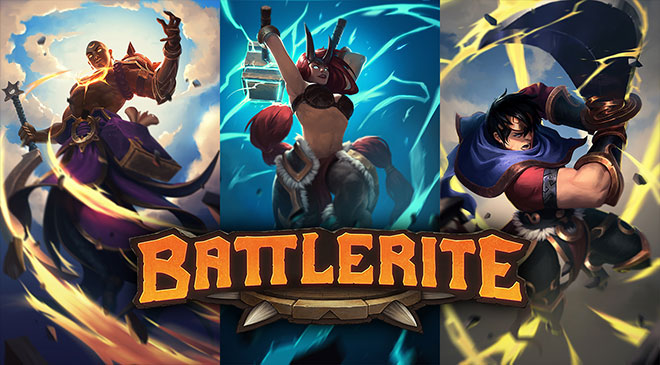 Nuevo evento de Battlerite en WZ Gamers Lab - La revista de videojuegos, free to play y hardware PC digital online.
