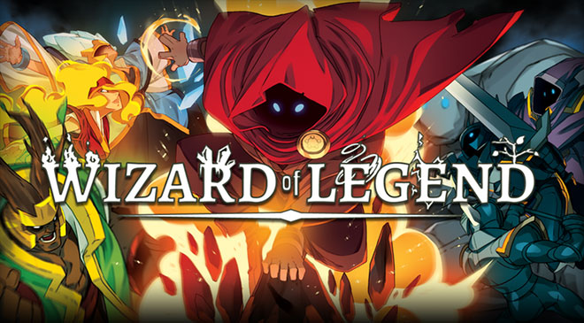 Presentamos Wizard of Legend en WZ Gamers Lab - La revista de videojuegos, free to play y hardware PC digital online.