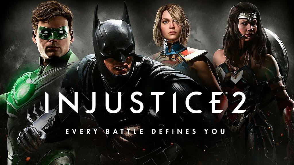 Injustice 2 ya en PC en WZ Gamers Lab - La revista de videojuegos, free to play y hardware PC digital online
