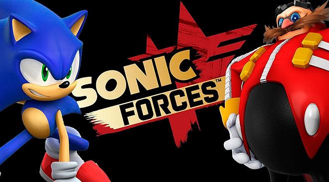 Sonic Forces llega a PC en WZ Gamers Lab - La revista de videojuegos, free to play y hardware PC digital online