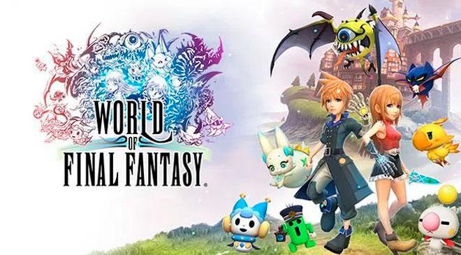 World of Final Fantasy ya disponible en PC en WZ Gamers Lab - La revista de videojuegos, free to play y hardware PC digital online.