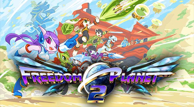 Freedom Planet 2 tiene una demo en WZ Gamers Lab - La revista de videojuegos, free to play y hardware PC digital online.