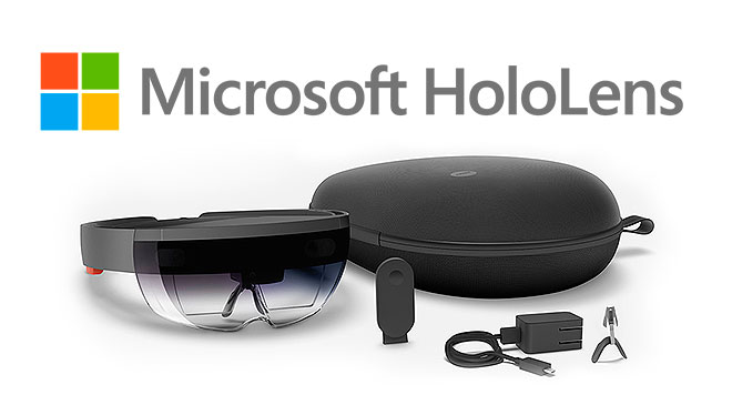 Microsoft HoloLens en WZ Gamers Lab - La revista de videojuegos, free to play y hardware PC digital online