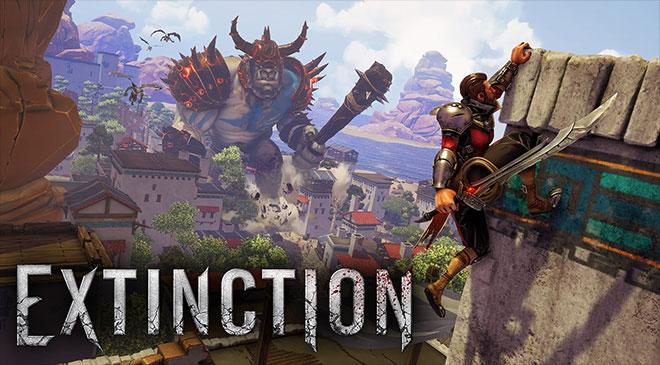 El nuevo tráiler de Extinction en WZ Gamers Lab - La revista de videojuegos, free to play y hardware PC digital online.