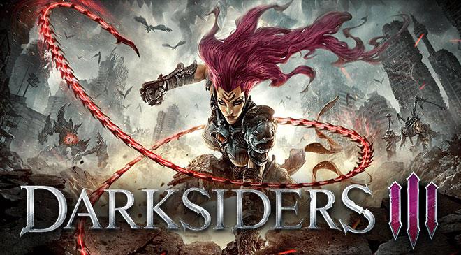 Nuevo gameplay de Darksiders 3 en WZ Gamers Lab - La revista de videojuegos, free to play y hardware PC digital online.