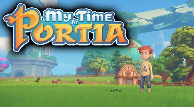 La fecha de My Time in Portia en WZ Gamers Lab - La revista de videojuegos, free to play y hardware PC digital online.