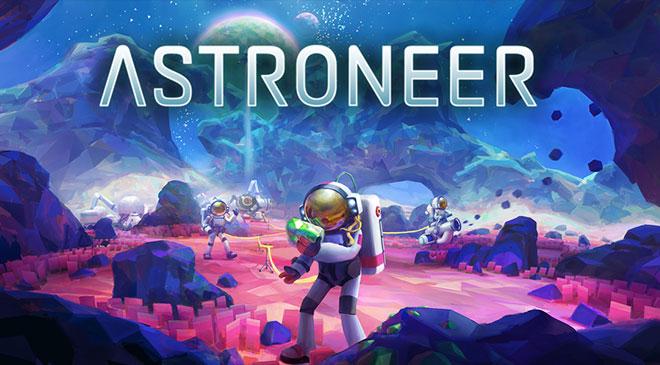 Nueva actualización de Astroneer en WZ Gamers Lab - La revista de videojuegos, free to play y hardware PC digital online.