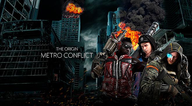 Metro Conflict: The Origin