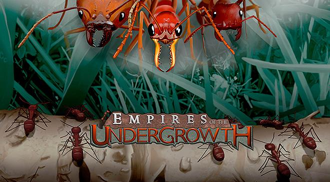 Empires of the Undergrowth en WZ Gamers Lab - La revista de videojuegos, free to play y hardware PC digital online