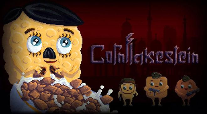 Ya está disponible Cornflakestein en WZ Gamers Lab - La revista de videojuegos, free to play y hardware PC digital online.